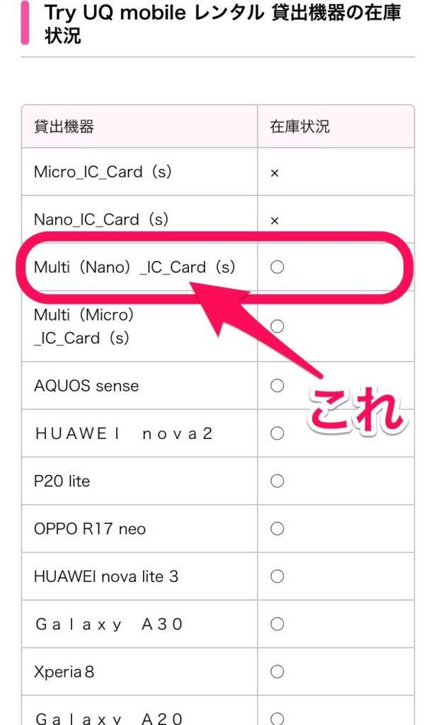 UQmobile SIM